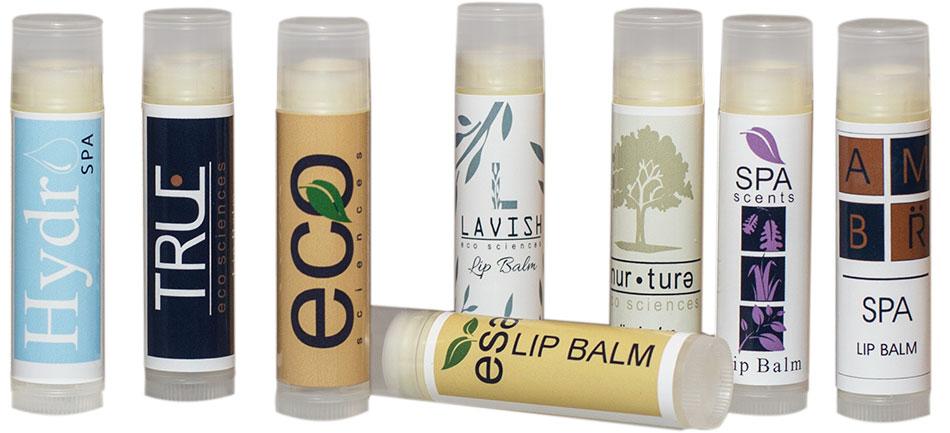 NEW Co-brand lip balm